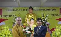 Asociación Budista de Vietnam en Mozambique celebra nacimiento de Buda