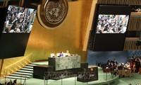 Diplomáticos extranjeros confían en mayores aportes de Vietnam a la paz y al desarrollo en el mundo