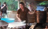 Hu tieu, la popular sopa de fideos en Cai Rang