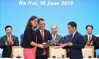 Aseguran que Asean se beneficiará de acuerdos entre Vietnam y UE