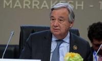 Secretario general de ONU asiste a conferencia de Caricom