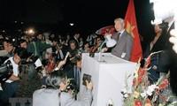 Realizan encuentro de testigos de la guerra de Vietnam