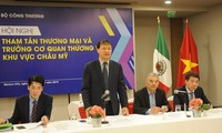 Vietnam busca incrementar intercambio comercial con América