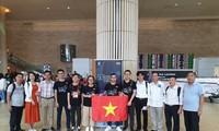 Alumnos vietnamitas ganan tres oros y dos platas en Olimpiada Internacional de Física en Israel