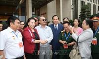 Reiteran atención especial a las personas meritorias en Vietnam