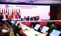Celebran Reunión de Ministros de Relaciones Exteriores Asean-Japón