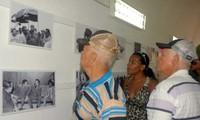 Celebran natalicio de Fidel Castro con muestra fotográfica en La Habana
