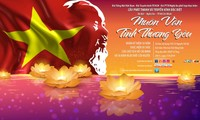 Aceleran preparativos para programa artístico en honor del presidente Ho Chi Minh