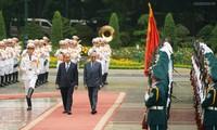 Vietnam y Malasia fortalecen los vínculos de amistad