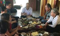 La etnia Thai Blanco festeja el Xip Xi