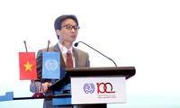 Celebran en Vietnam centenario de la Organización Internacional del Trabajo