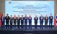 Vietnam comprometido con la construcción de una región libre de drogas