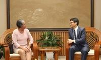 Vietnam y Cuba abogan por estrechar la cooperación en asuntos laborales