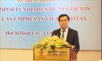 Vietnam y Cuba cuentan con numerosas potencialidades para la cooperación en inversión y comercio