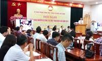 Celebrarán noveno Congreso nacional del Frente de la Patria de Vietnam
