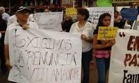 Gobierno de Paraguay enfrenta grave crisis de seguridad