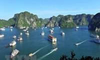 Bahía vietnamita de Ha Long entre las atracciones más populares de Asia