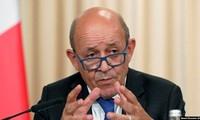 Francia llama a destensar la situación en Oriente Medio