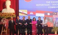 Inauguran exposición de fotografías, reportajes y documentales sobre Asean