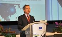 Vietnam en el Foro de Conexión Europa-Asia en Bruselas