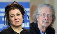 Escritores europeos reciben Premios Nobel de Literatura 2018 y 2019
