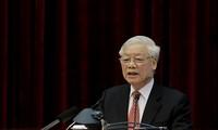 Emiten comunicado sobre el XI Pleno del Comité Central del PCV