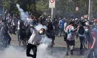 Gobierno chileno extiende toque de queda por protestas