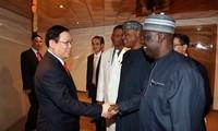 Dirigente vietnamita aboga por mayor cooperación empresarial con socios nigerianos