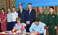 Estados Unidos y Vietnam acuerdan descontaminación de dioxina en aeropuerto de Bien Hoa