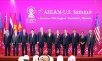 Primer ministro vietnamita en cumbres Asean-Estados Unidos y de Asia Oriental