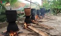 """El """"ninh"""", un utensilio familiar pero sagrado de la etnia Thai"""