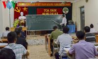 Etnia Thai empeñada en preservar la lengua y la escritura antiguas de su pueblo