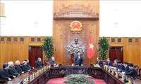 Primer ministro de Vietnam se reúne con delegados religiosos