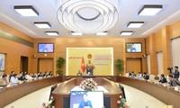 Abordan tareas de Vietnam como presidente de la alianza interparlamentaria del Sudeste Asiático en 2020