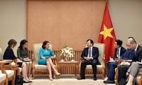 Vicepremier vietnamita resalta grandes potencialidades de cooperación con Australia