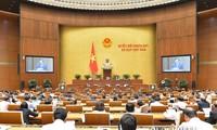 Parlamento vietnamita da luz verde a algunas leyes importantes