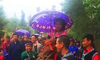 Tradiciones ancestrales de casamiento de la etnia Bo Y