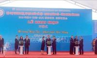 Inauguran  en Quang Ninh Feria Internacional de Comercio y Turismo Vietnam-China 2019