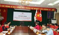 Promueven en Vietnam concurso de ensayo sobre voluntarios