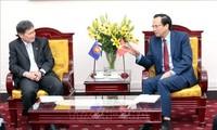 ASEAN-Generalsekretär schätzt die Vorbereitung Vietnams auf der kulturellen und sozialen Säule