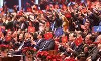 Inauguran sesión plenaria del VIII Congreso Nacional de la Unión Juvenil de Vietnam