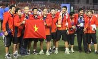 Vietnam recibe bandera de presidencia de Juegos Deportivos del Sudeste Asiático 2021