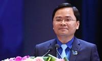 Unión Juvenil de Vietnam traza orientaciones para nueva etapa de desarrollo