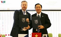 Vietnam y República Checa impulsan cooperación en protección ambiental