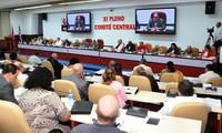 Partido Comunista de Cuba celebra XI Pleno del Comité Central