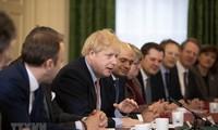 Premier británico publica agenda del nuevo gobierno
