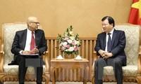 Promueven la cooperación entre Vietnam y el Banco Mundial en desarrollo energético