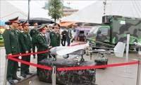 Gran gama de actividades en ocasión del 75 aniversario de la fundación del Ejército Popular de Vietnam