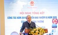 Premier vietnamita orienta tareas del Ministerio de Industria y Comercio