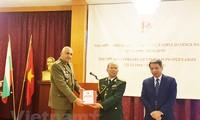 Celebran fundación del Ejército Popular de Vietnam en Bulgaria